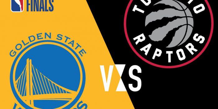 NBA Finals 2019- Warriors vs Raptors