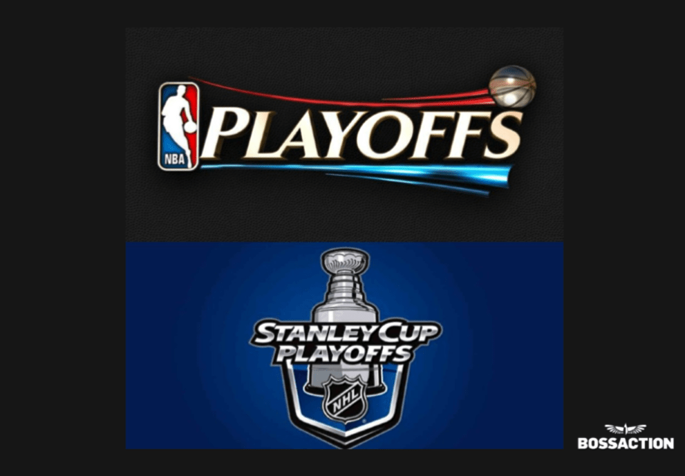 NBA NHL Playoffs