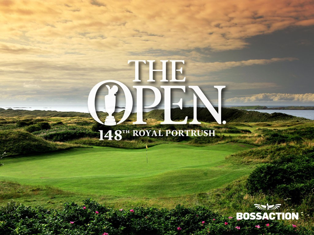 The Open 148th Royal Portrush golf course