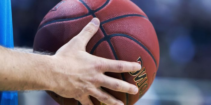 College Basketball concept