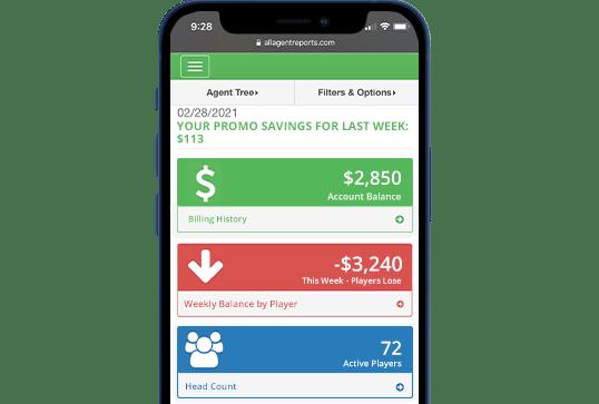 promo savings- agents